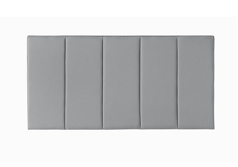 Paros Headboard in Slate Grey on Furniture Village