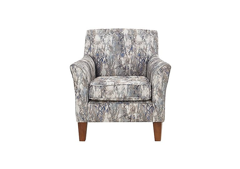 Beau Copenhagen Fabric Accent Armchair