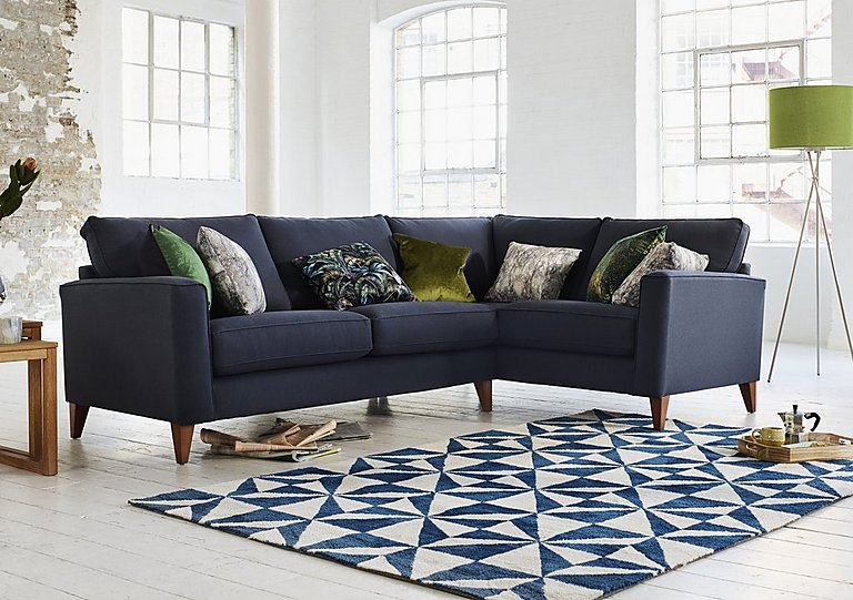 Navy Corner Sofa Uk Brokeasshome Com