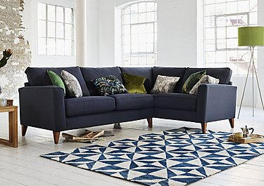 Enjoyable Copenhagen Fabric Corner Sofa Download Free Architecture Designs Embacsunscenecom