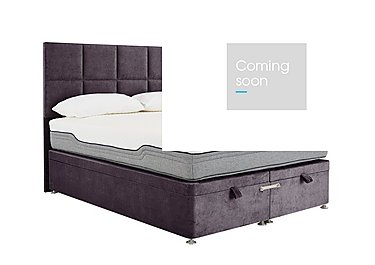 Sia 3000 Divan Set in Naples Lilac on Furniture Village