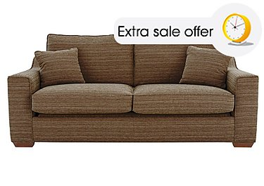 Beige sofa beds comfortable and gorgeous furniture village for Sofa bed 140cm wide