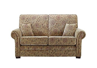 Jasmine 2 Seater Fabric Sofa in C208 Coniston Antique on Furniture Village