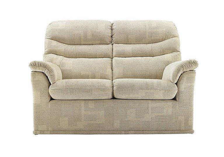 Malvern 2 Seater Fabric Recliner Sofa in B430 Lydia Multi on Furniture Village