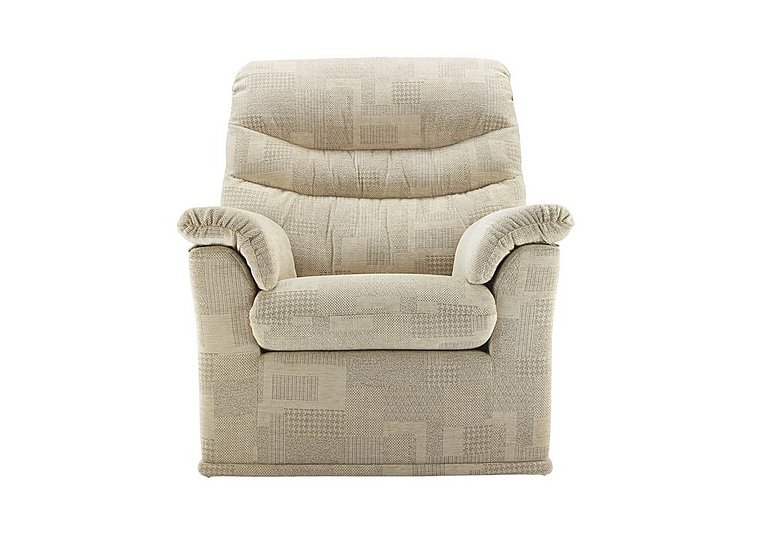 Malvern Fabric Recliner Armchair in B430 Lydia Multi on Furniture Village