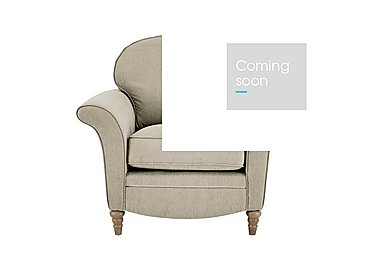 Diversity Fabric Armchair in Cosmo Mink Lo on Furniture Village