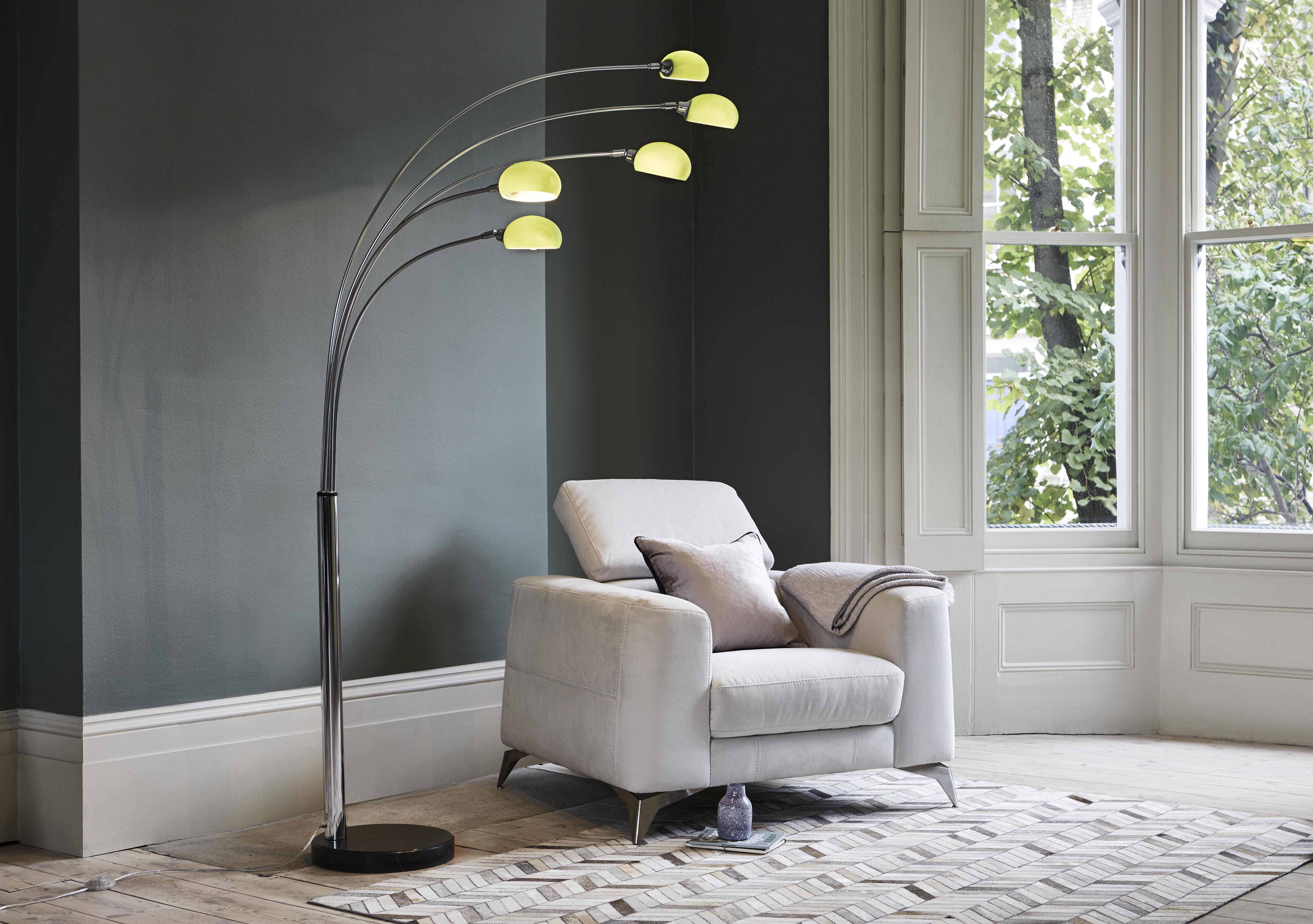 EXTRA 10% off & Floor lamps tripod u0026 standing lights - Furniture Village