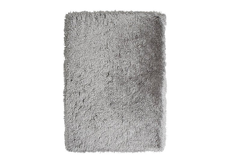 Polar Rug in Grey on Furniture Village