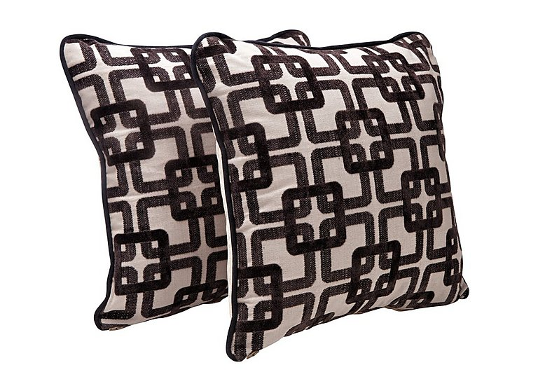 Tangier Pair Of Scatter Cushions