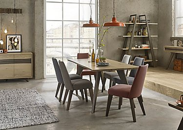 Cavendish Dining Table and 4 Chairs in  on Furniture Village