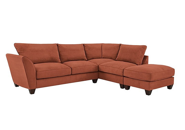 Tangier fabric corner sofa furniture village for Furniture village sale