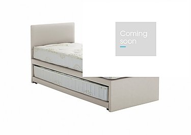 Guest Bed Combination Set in 564 Imperio 903 Stone on Furniture Village
