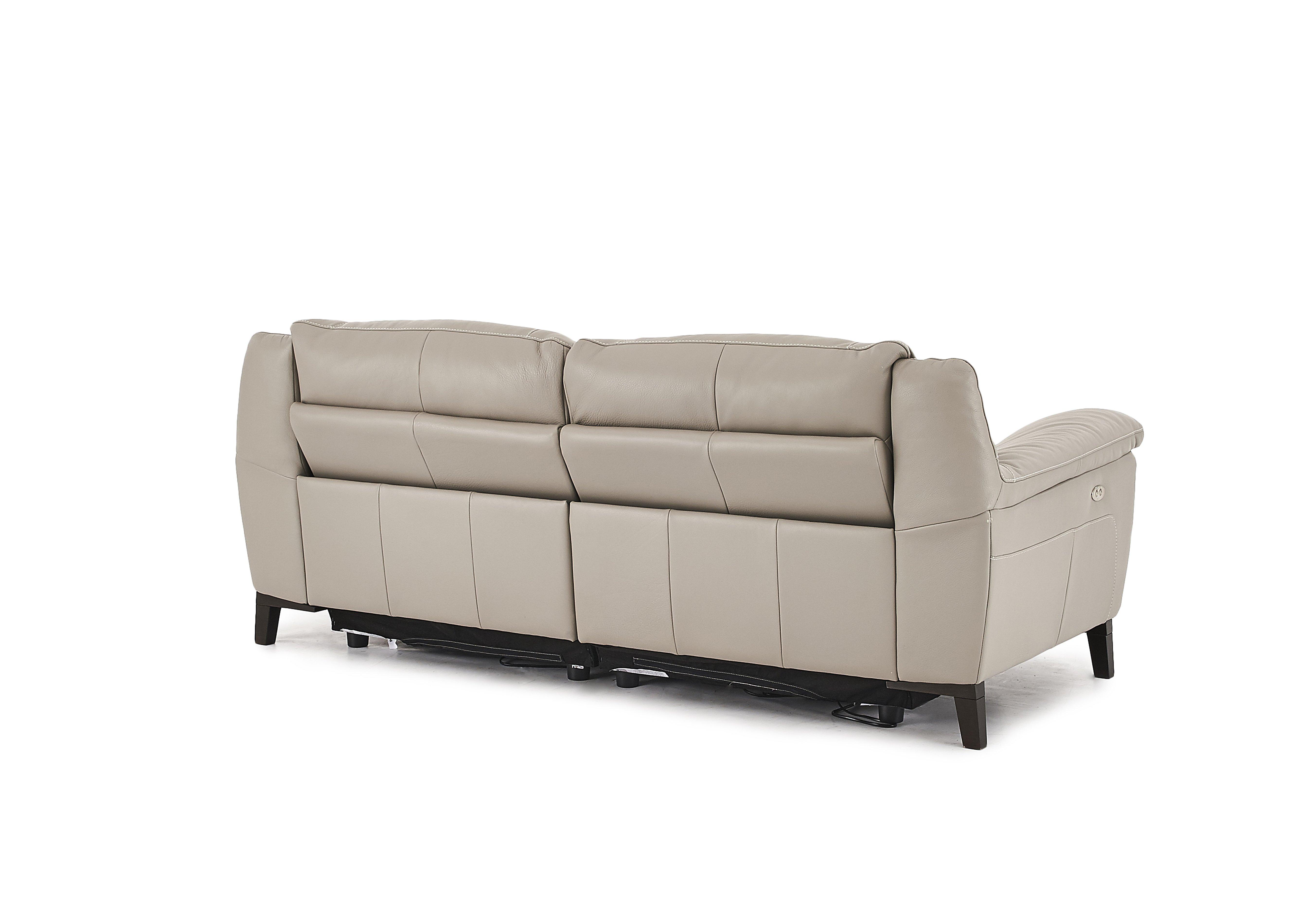 Puglia 2 Seater Leather Recliner Sofa Natuzzi Editions