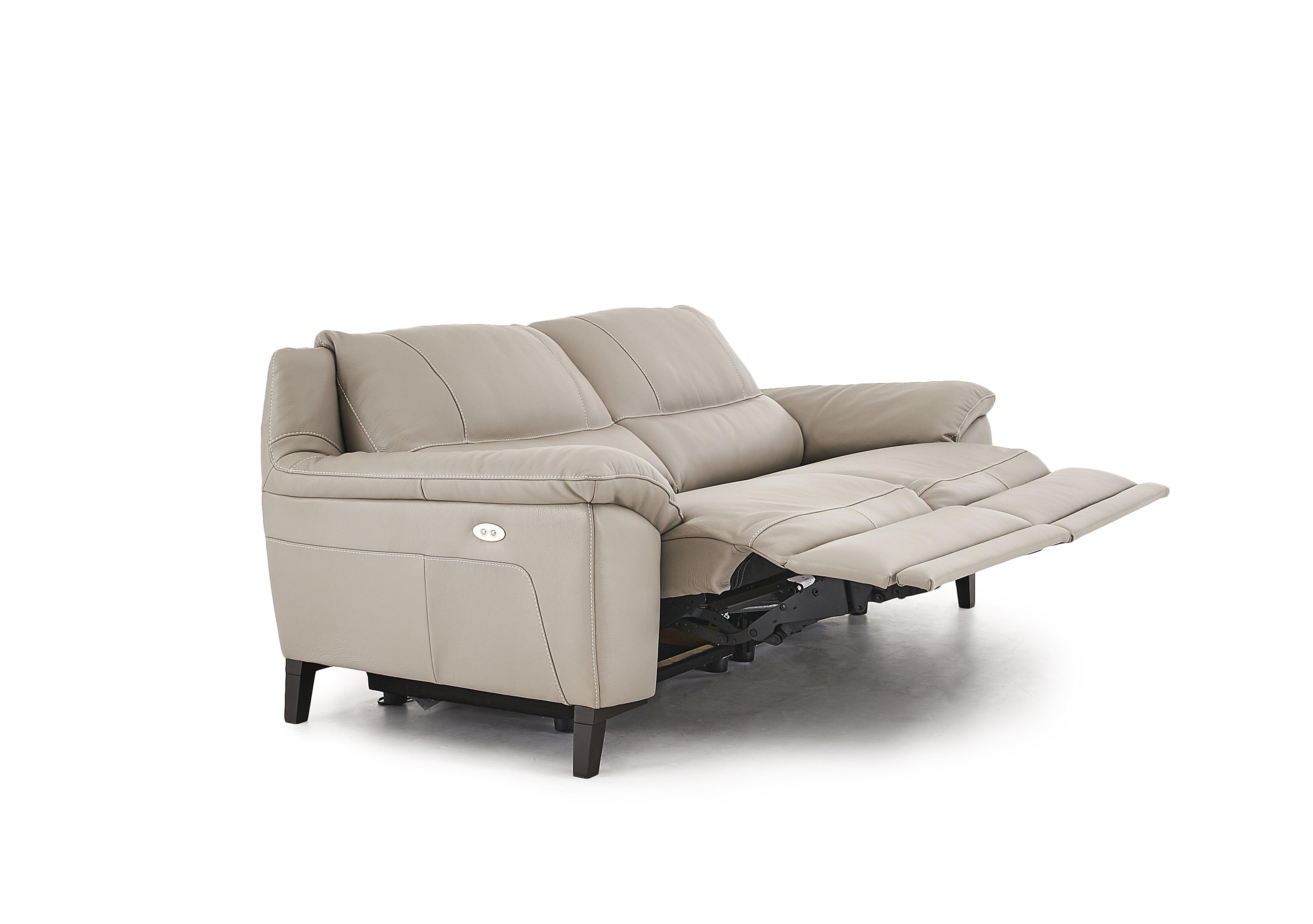 Puglia 2 5 Seater Leather Recliner Sofa Natuzzi Editions