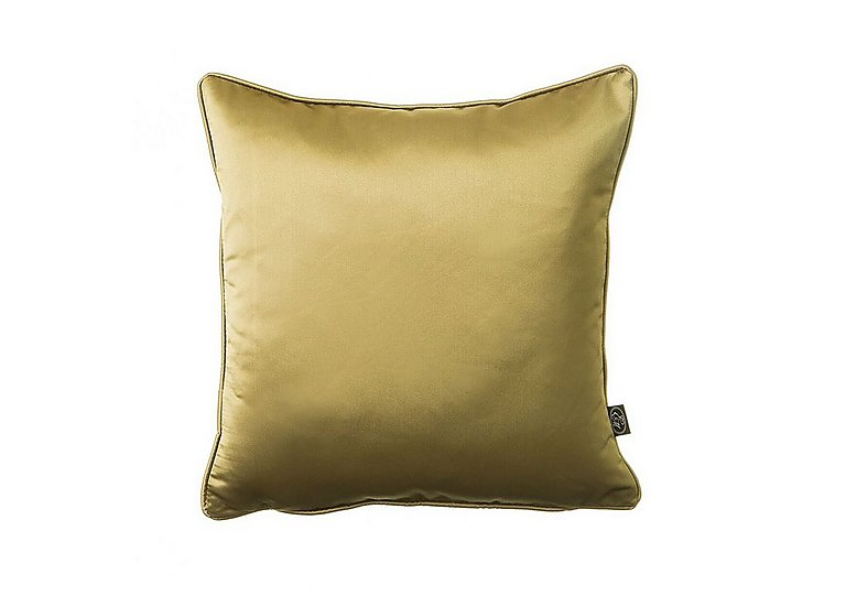 Supernova Cushion in Gold on Furniture Village