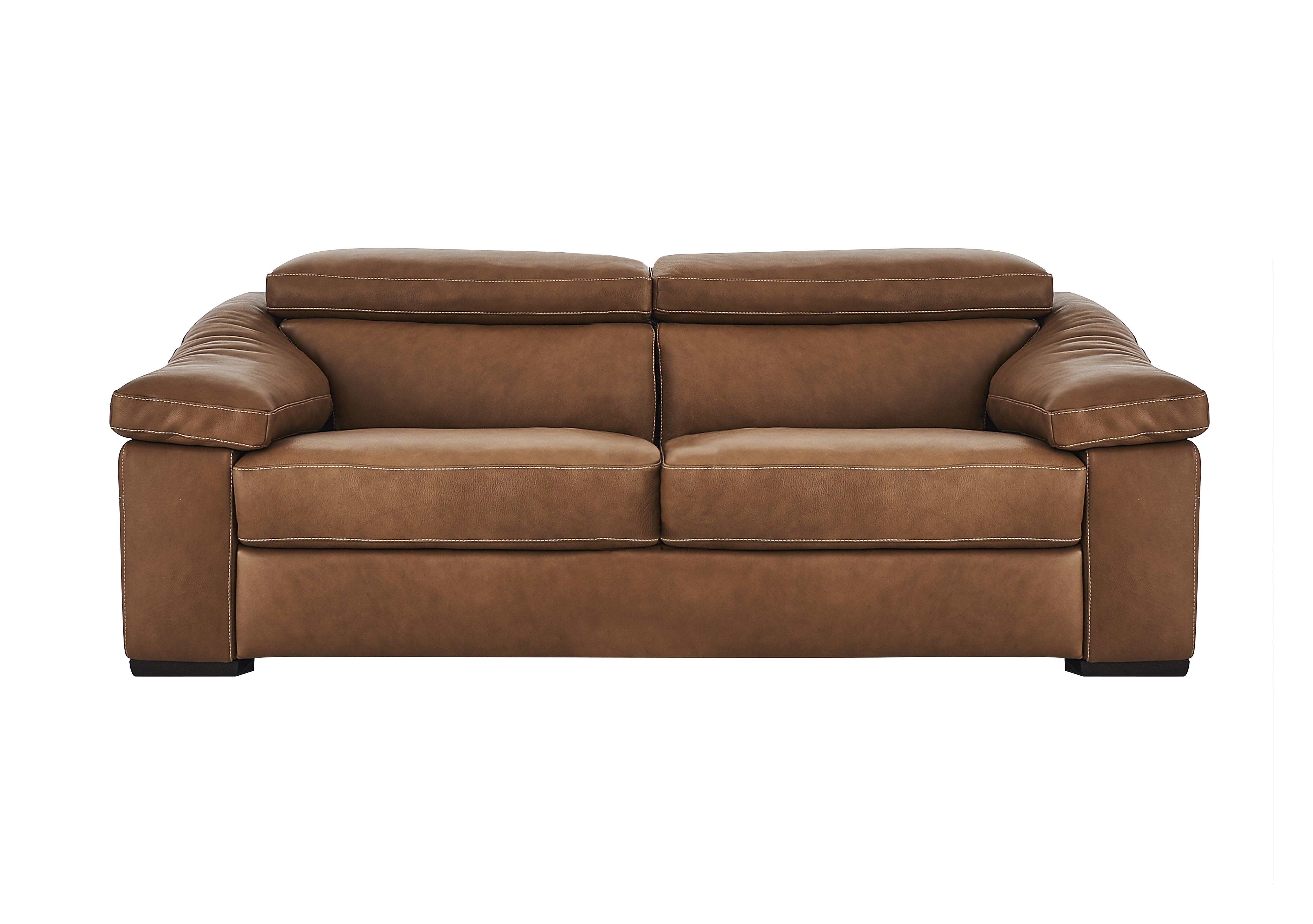 Sanremo 2 Seater Leather Sofa Natuzzi Editions Furniture Village