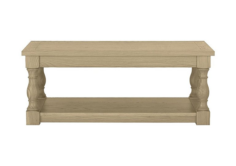 Pierre Coffee Table in Oak on Furniture Village