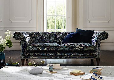 Aruba 2 Seater Fabric Sofa in  on Furniture Village