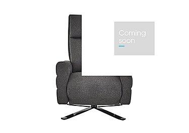 Tivoli Fabric Recliner Armchair in 78216102  Medium Grey on Furniture Village