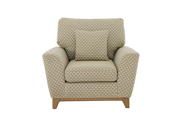 Novara Armchair in N302 on Furniture Village