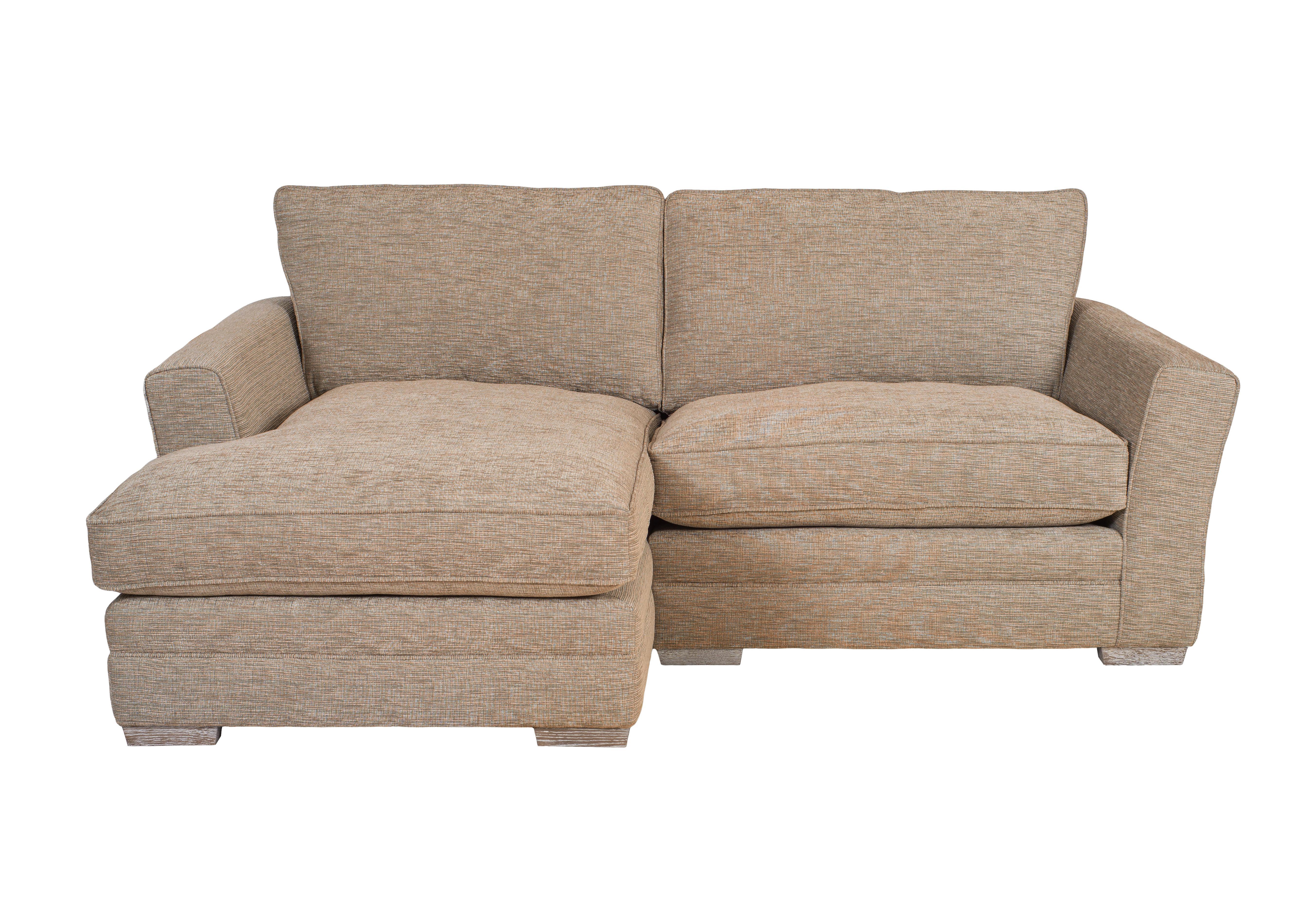 Ashridge Small Fabric Corner Chaise