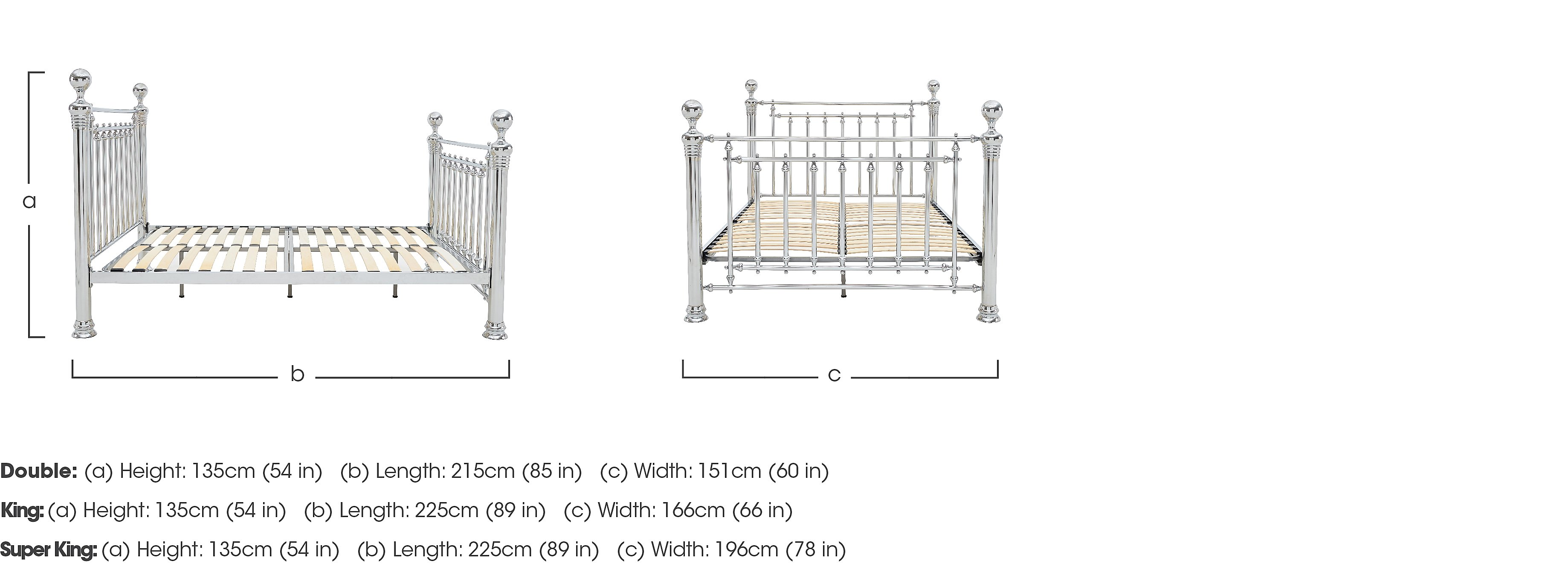 Ophelia Bed Frame in  on Furniture Village