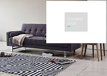 Newman Fabric Sofa Bed in  on Furniture Village
