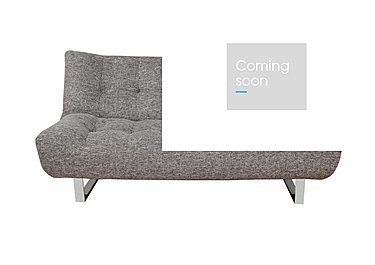 Lux Fabric Sofa Bed in Speckle on Furniture Village