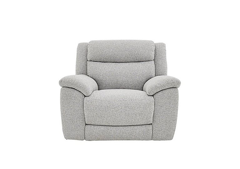 Bounce Fabric Recliner Chair