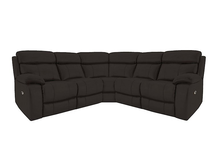 Extra 10% off any footstool when you purchase this sofa - enter code FOOTSTOOLS at checkout - this weekend only  sc 1 st  Furniture Village & Moreno Leather Recliner Corner Sofa - Furniture Village islam-shia.org