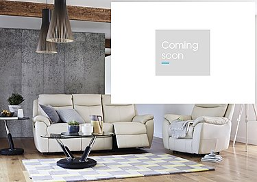 Snug 3 Seater Leather Recliner Sofa in  on Furniture Village