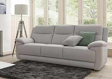 Touch 3 Seater Fabric Recliner Sofa in  on Furniture Village