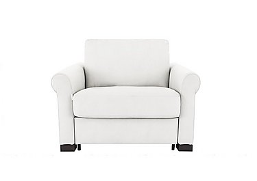 Fabulous Alcova Single Fabric Sofa Bed With Scroll Arms Pabps2019 Chair Design Images Pabps2019Com