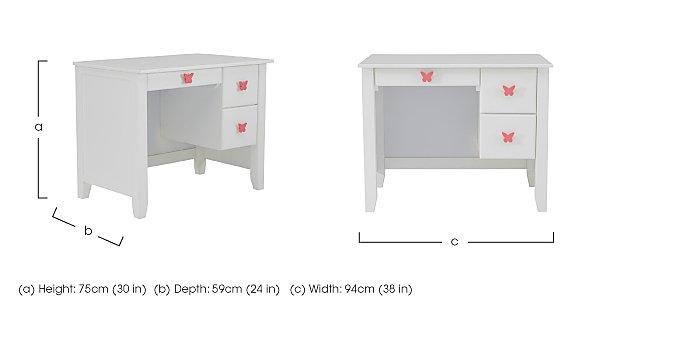 Blossom Desk in  on Furniture Village