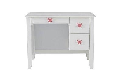 Blossom Desk in Pink on Furniture Village