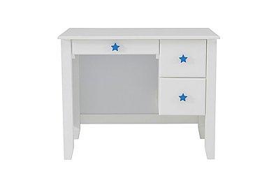 Supernova Desk in Blue on Furniture Village