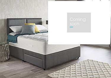 Supreme Latex Comfort 1800 Divan Set in  on Furniture Village