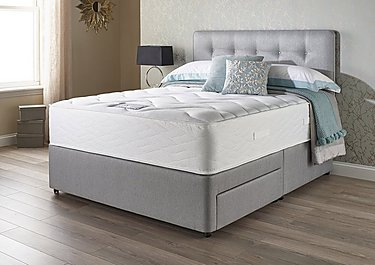 Supreme Memory Comfort 1400 Divan Set in  on Furniture Village
