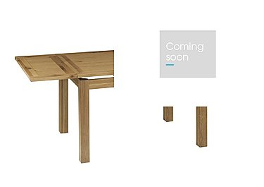 Compton Extending Dining Table in Oak on Furniture Village