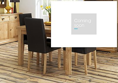 Compton Extending Table and 4 Upholstered Chairs in  on Furniture Village