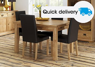 dining table 4 chairs sets furniture village - 4 Chair Dining Table