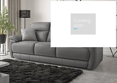 Touch 3 Seater Leather Recliner Sofa in  on Furniture Village