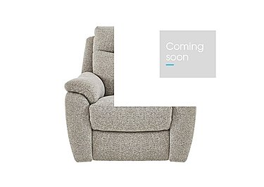 Snug Fabric Recliner Armchair in Fab-Chl-R25 Chilli Biscuit on Furniture Village