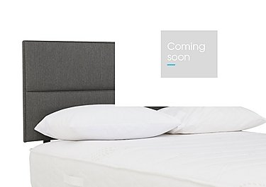 Contour Headboard in 7239 Granite on Furniture Village