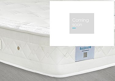 Ortho Deluxe Mattress in  on Furniture Village