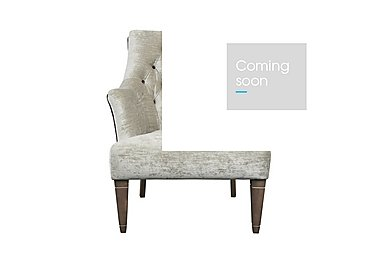 The Derwent Collection Wardlow Fabric Armchair in 1113-92/1113-71 Mp/Mancini Aub on Furniture Village