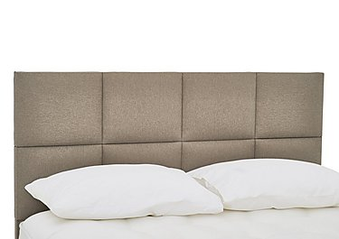 QEST Legacy Clarence Headboard in Wheat on Furniture Village