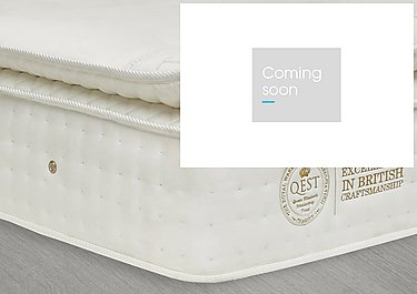 QEST Legacy Pillow Top Mattress in  on Furniture Village