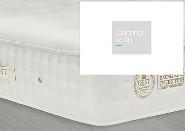 QEST Legacy 3600 Mattress in  on Furniture Village