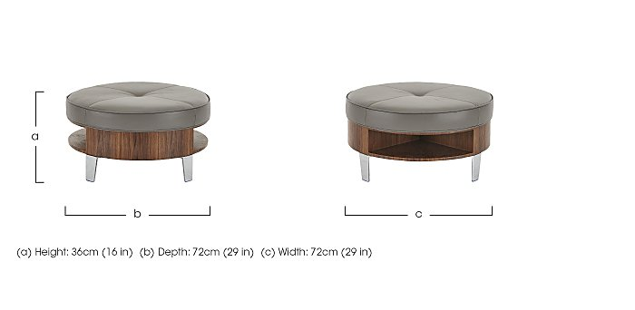 Spectrum Coffee Table - Only One Left! in  on Furniture Village